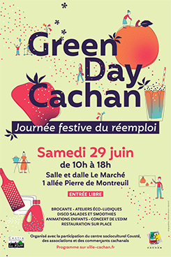 AFFICHE-40x60_GreenDay.indd